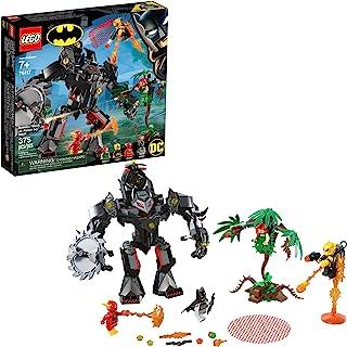 LEGO DC Batman: Batman Mech vs. Poison Ivy Mech 76117 Building Kit (375 Pieces) (Discontinued by Manufacturer)