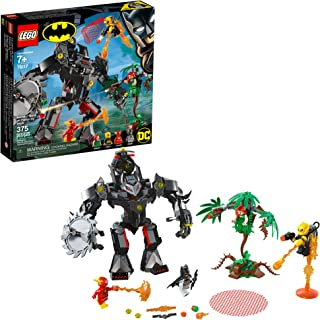 LEGO DC Batman: Batman Mech vs. Poison Ivy Mech 76117 Building Kit, 2019 (375 Pieces)