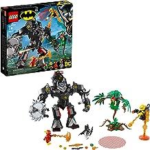 LEGO DC Batman: Batman Mech vs. Poison Ivy Mech 76117 Building Kit , New 2019 (375 Pieces)