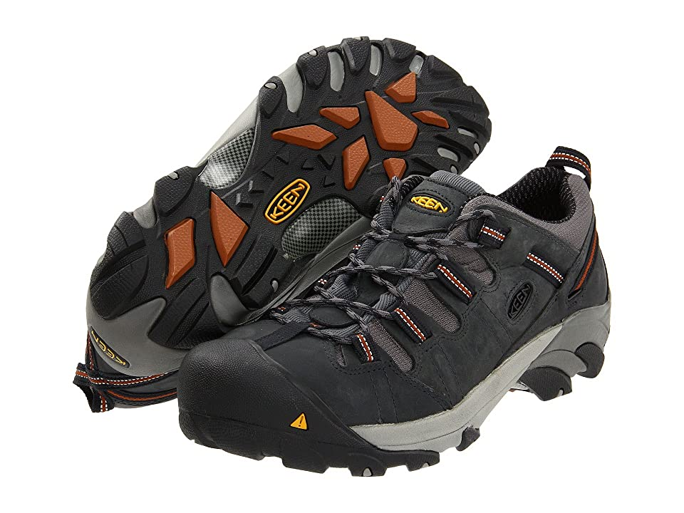 Keen Utility Detroit Low (Peacoat/Dark Grey) Men