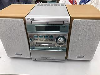 KENWOOD ケンウッド JVC SJ-3MD-S シルバー マイクロハイファイコンポーネントシステム(CD/MD/カセットコンポ)(本体RXD-SJ3MDとスピーカーLS-SJ3-Sのセット)