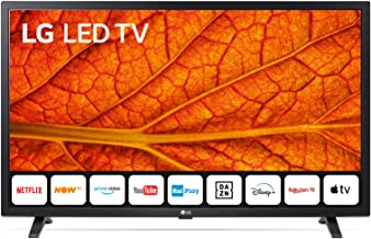 "LG 32LM6370PLA Smart TV 32"" Full HD, TV LED 2021 con Dolby Audio, Dolby Digital, Processore Quad Core, Wi-Fi, Audio Surround"
