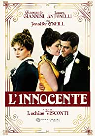 L'INNOCENTE on Blu-ray for the First Time in America July 14 from Film Movement Classics