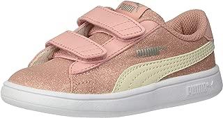 Kids Smash V2 Glitz Velcro Sneaker