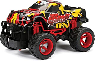 R/C Speedy Graffiti Truck Red (2408F-R)