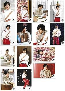 加藤シゲアキ NEWS トップガン/Love StoryMV& ジャケ 撮影 オフショット 公式 写真 個人 14枚セット 6/12...