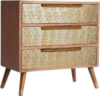 Better & Best 0564773 Comoda francesa grande en madera con 3 ...