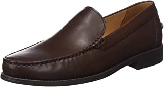 GEOX MEN U NEW DAMAN A - DARK BROWN