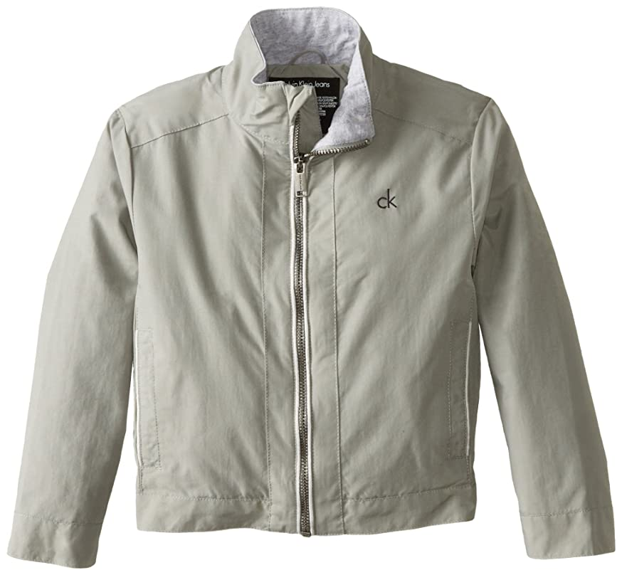 Calvin Klein Boys' Impact Water Resistant Jacket