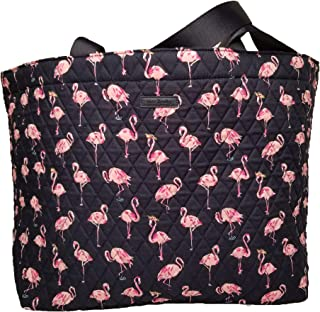 Vera Bradley Extra Large Family Tote in Signature Quilted Cotton