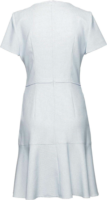 BOSS Damen Dastriped Casual Dress