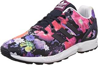 adidas zx flux fleur rose