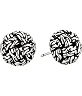 John Hardy - Classic Chain Knot Stud Earrings