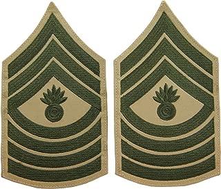 Best master gunnery sergeant patch Reviews