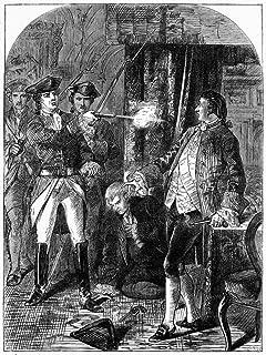Lord Edward Fitzgerald N(1763-1798) Irish Aristocrat And Revolutionary FitzgeraldS Arrest For High Treason By Dublin Town ...