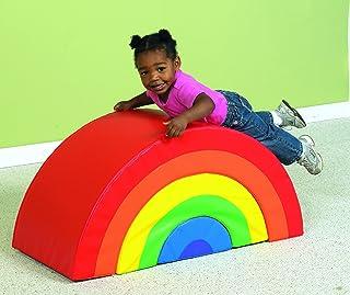 Children's Factory Rainbow Arch Trio Classroom Furniture (CF322-230)
