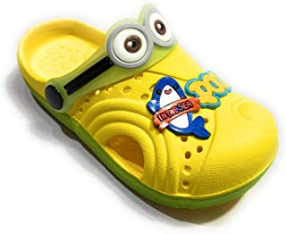 T. R. Traders Kids Cartoon Clogs (for 6 Month - 4.5 Year)