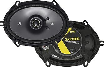 "Kicker CSC68 6×8"" Coaxial Speaker Pair"
