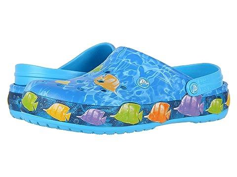 c1125c7fe8c3bd Crocs Crocband Lights Fish Clog at 6pm