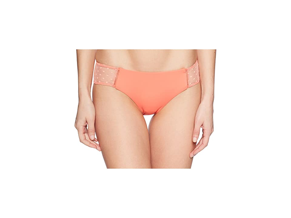 Isabella Rose Swiss Miss Maui Bottoms (Persimmon) Women