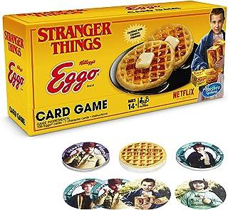 Otros Games Adultas C4548102 Juego de Cartas de extraño de Cosas de Huevo