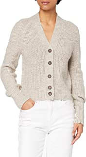 Superdry Women's Jessica Vee Neck Cardigan Sweater