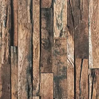 Best wood floor wallpaper Reviews