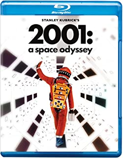 2001: A Space Odyssey Remastered (BD)