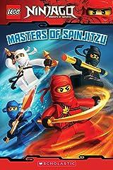 Masters of Spinjitzu (LEGO Ninjago: Reader) (LEGO Ninjago Reader Book 16) Kindle Edition
