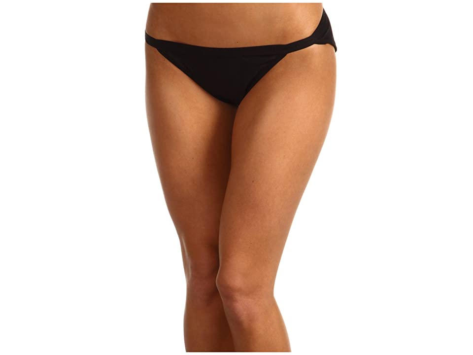 ExOfficio Give-N-Go(r) String Bikini (Black) Women
