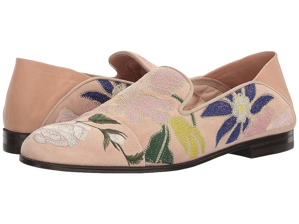 Alexander McQueen Scarpa Pelle S.Cuoio (Multi Pink) Women