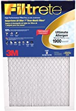 "3M UA23DC-6 Filtrate Ultimate Allergen Reduction Filter, 14"" x 24"" x 1"""
