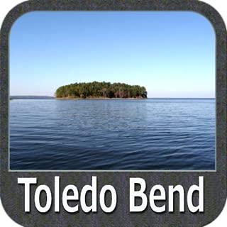 Toledo Bend Reservoir Gps