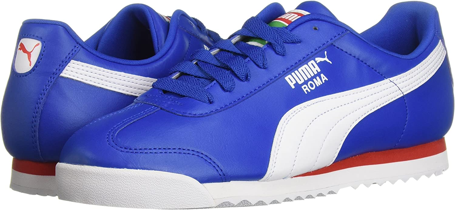 PUMA Mens Roma Basic Fashion Sneaker