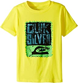 Quiksilver Kids - Awaken the Vibe Tee (Toddler/Little Kids)