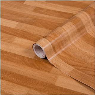 "d-c fix FA346-8172 Decorative Self-Adhesive Film, Butcher Block, 26"" x 78"" Roll"