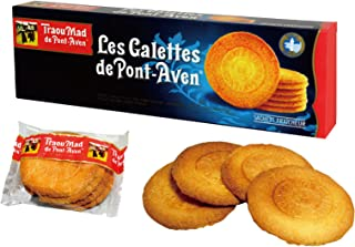 Traou Mad Galettes de Pont Aven - French Galettes Butter Cookies - 3.5 oz