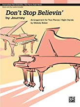Don't Stop Believin': by Journey, Sheet