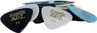 Ernie Ball Heavy Assorted Guitar Picks, Bag of 24