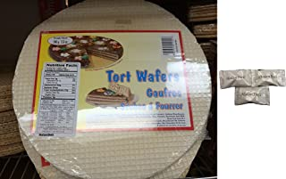 (Pack of 2) Tort Wafers 100 g / 3.50z. Includes HolanDeli Chocolate Mints.