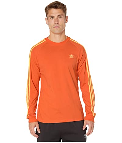 adidas Originals BLC 3-Stripes Tee (Orange 2) Men
