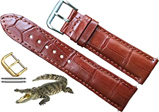 Best leather watch band water Reviews