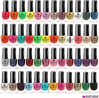 comprar comparacion Set De 48 Esmalte De Uñas 48 Colores Diferentes Botella Moderna De 5 ml