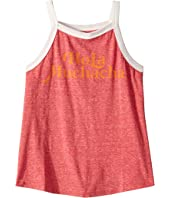Hola Muchacha Rackerback Tank Top (Toddler/Little Kids/Big Kids)