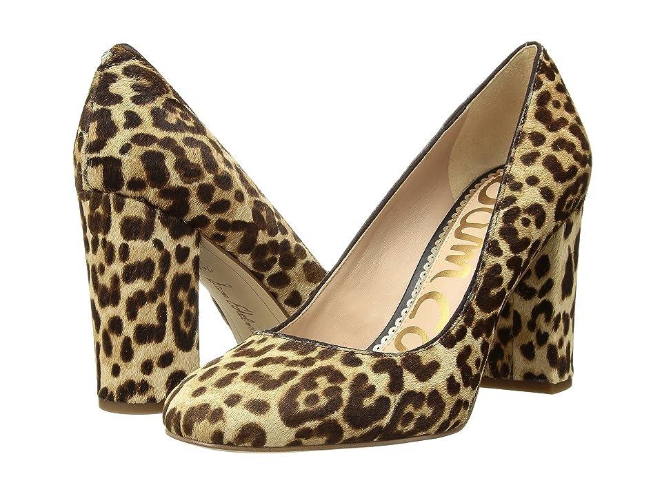 Sam Edelman Stillson (Sand Jungle Leopard Brahma Hair) Women's Shoes