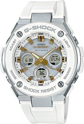 [カシオ]CASIO 腕時計 G-SHOCK ジーショック G-STEEL 電波ソーラー GST-W300-7AJF メンズ