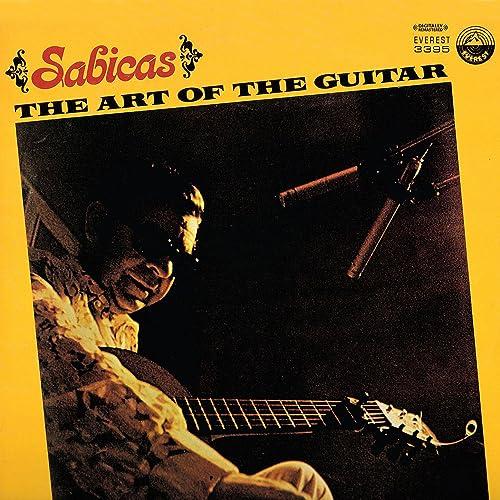 Amazon.com: The Art Of The Guitar - Sabicas (Digitally ...