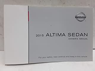 Best owners manual 2015 nissan altima Reviews