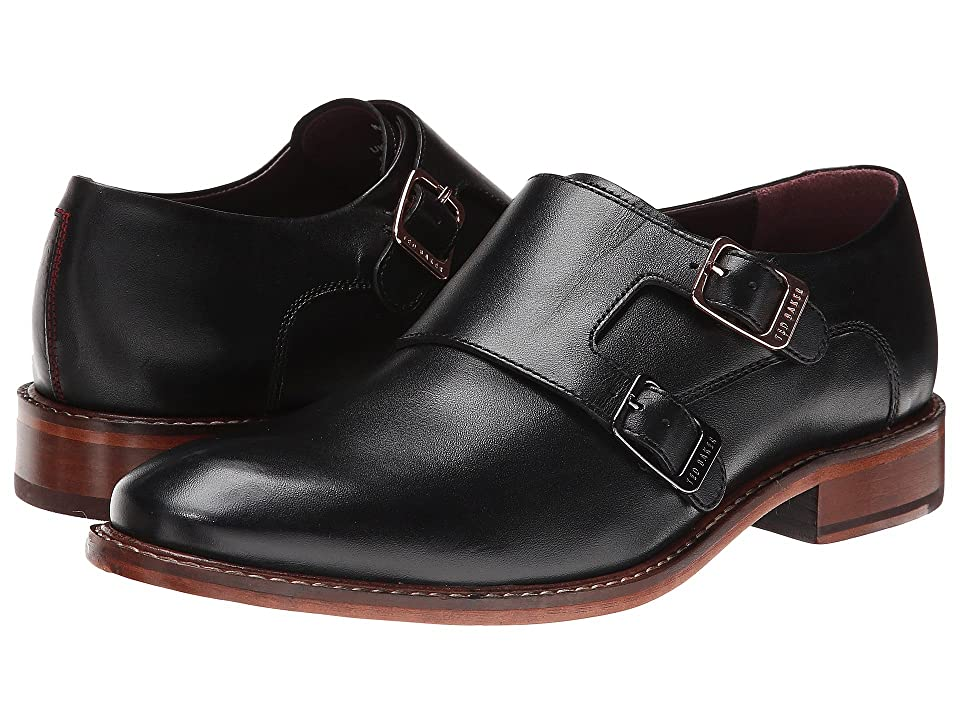 Ted Baker Kartor (Black Leather) Men