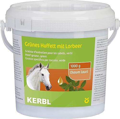Kerbl 321508 Graisse pour sabots 1000 ml (Vert)
